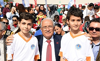 Başkan Kocamaz, Spor Kurslarına Katılanlara Sertifikalarını Verdi