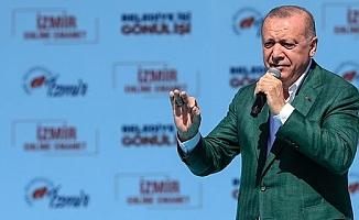 Erdoğan,'dan Sezai Temelli'ye: Defol Git Irak'taki Kürdistan'da Yaşa!