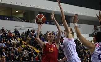 Mersin Büyükşehir Belediyespor, Galatasaray'a Acımadı