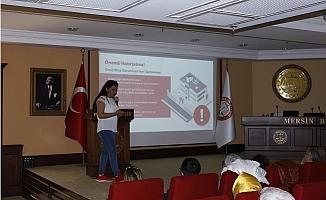 Mersin'de Avukatlara 'Seçim ve Sandık Güvenliği' Eğitimi