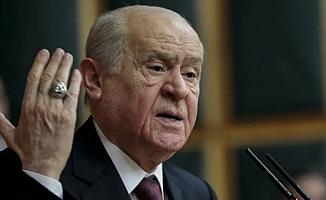 MHP Genel Başkanı Devlet Bahçeli'den ABD'ye Sert Tepki