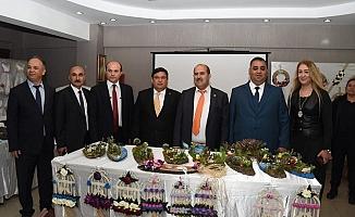 Tarsus'ta Hükümlülerin Hünerleri Sergileniyor