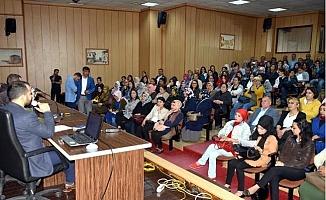 Akdeniz Belediyesinde Personele İş Güvenliği Eğitimi