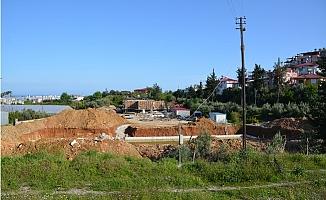 Anamur'a Yeni Okul ve Yurt Binası