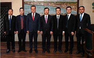 Başkan Seçer: Çinli Yatırımcıları Bekliyoruz