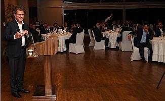 Başkan Seçer, Meclis Üyeleriyle Bir Araya Geldi