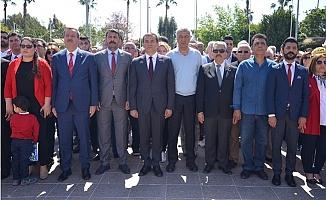 CHP Yine 23 Nisan'ı Alternatif Tören İle Kutladı.