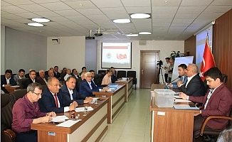 Erdemli Belediye Meclisi Yeni Dönemin İlk Toplantısını Yaptı