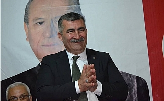 Kozan İlçe MHP'li Nihat Atlı'nın Başkanlığı Düşürüldü