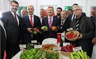 Mersin'de Biber Expo Fuarı Kapılarını Açtı,