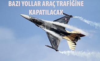 Mersin'de Bugün Trafiğe Kapatılacak Yerlere Aman Dikkat !