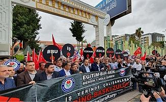 Mersin Milli Eğitim Müdürü Suç İşliyor İddiası