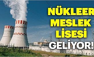 Nükleeri'de Lisesini'de Mersin'de İstemiyoruz