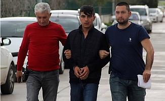Polise Atmak İçin Bomba Yapan Zanlı Tutuklandı