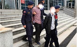 TCDD'nin Koruma Demirlerini Çalanlar Suçüstü Yakalandı