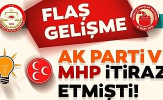 YSK, AK Parti'nin İstanbul İtirazını Gündemine Aldı