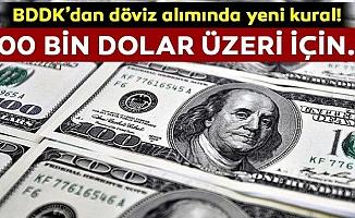 Artık 100 Bin Dolar Almak İstiyorsanız 1 Gün Önceden Parası Peşin Olacak