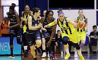 Çukurova Basketbol Serinin Son Maçı Fenerbahçe'nin Sahasında