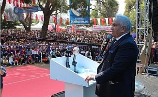 Erdemli Belediyesinden Türkmen Şöleninin 30. Yıl Kutlamaları