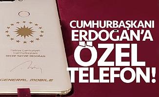 General Mobile'dan Erdoğan'a Özel Telefon