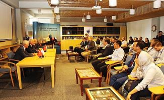 Mersin'de Yabancı Yatırımcı Yatırım İmkanları Konusunda Bilgilendirildi.