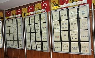 Mersin PTT Başmüdürlüğü Pul Sergisi Düzenleniyor