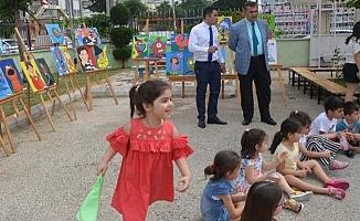Minikler Geleneksel Çocuk Oyunları Oynadı