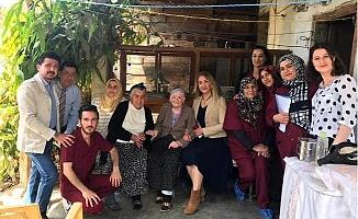 Tarsus'ta Kimsesi Olmayana Evde Hizmet
