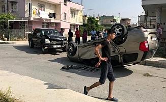 Tarsus'ta Kaza 1 Ölü, 7 Yaralı