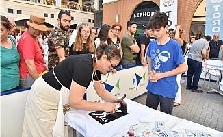 Toroslar'ın Atatürk Konulu Tortek Projesine Yoğun İlgi