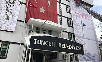 Tunceli Belediyesi'nin Tabelası 'Dersim' Olarak Değişiyor