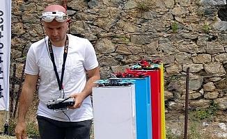 Türkiye Drone Şampiyonası'nda ilk Etap Sona Erdi
