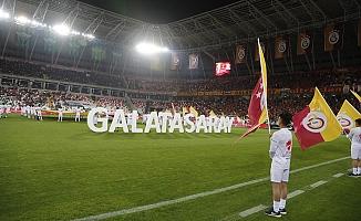 Ziraat Türkiye Kupası Şampiyonu Galatasaray!
