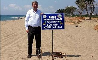 Başkan Kılınç: Caretta Carettaları Biz Koruyacağız
