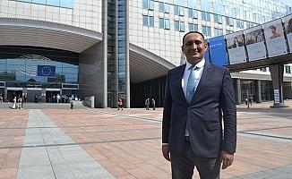 Başkan Yılmaz'dan Avrupalı YatırımcılaraÇağrı