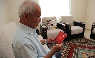 Başkan Yılmaz'dan Şehit Babalarına Mektup