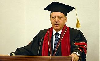 Cumhurbaşkanı'nın Diplomasında Yeni Gelişme