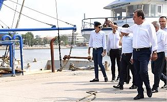 Eski Aqua Park, 30 Ağustos'ta Halkın Kullanımına Açılıyor