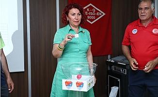 Fındıkpınarı Futbol Turnuvası Kura Çekimi Yapıldı.