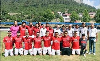 Geleneksel Fındıkpınarı Futbol Turnuvası Başladı