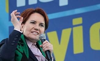 Meral Akşener: Küçük Ortak PKK Açılımı Yaptı