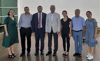 Mersin Büyükşehir Stratejik Plan Titizlikle Hazırlanıyor