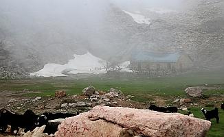 Mersin'de Dört Mevsim Bir Arada