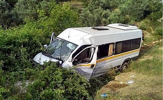 Silifke'deki Trafik Kazasında 10 Kişi Yaralandı