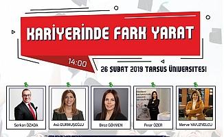 Tarsus Üniversitesi Kariyer Gününe Hazırlanıyor