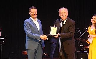 Tiyatro ve Sinemanın Emektar Sanatçıları Mersin'deydi