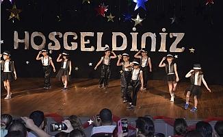 Yenişehir Belediyesi Çok Amaçlı Salonu Çocukların Hizmetinde