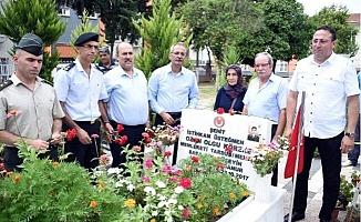 15 Temmuz Şehitleri Tarsus'ta Anıldı