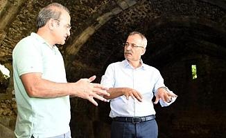 700 Yıllık Kervansaraylar Restore Edilip Turizme Kazandırılacak