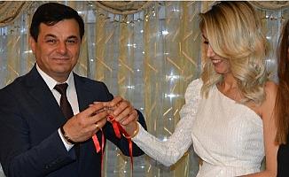 Anamur Belediyesi Eski Başkanı Mehmet Türe Nişanlandı